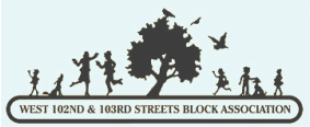 Welcome to the West 102nd & 103rd Streets Block Association
